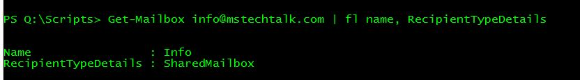 Configuring Active Sync and Outlook client to access Shared Mailbox