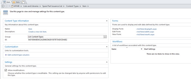 SharePoint Designer List and libraries