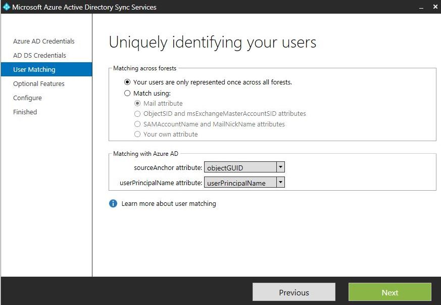 Modify Office 365 users ImmutableID