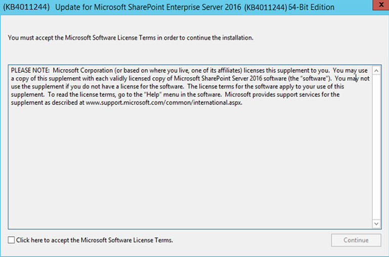 SharePoint 2016 Feature Pack 2