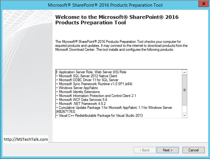 SharePoint Server Installation Step by step