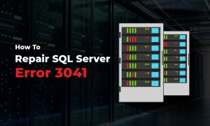 Read more about the article How to Fix SQL Server Error 3041