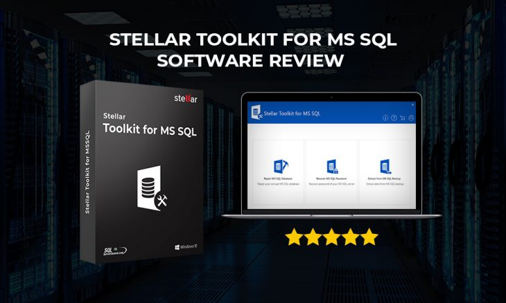 Stellar Toolkit for MS SQL - Software Review